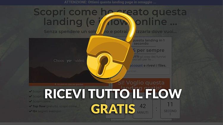 Flow free funnel